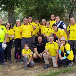 EL GROC RESSALT AL CAMPIONAT D'ESPANYA DE TIR DE CAMP 2019