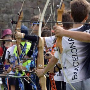 16è CAMPIONAT DE CATALUNYA DE ROUND 900 I D'ARC ADAPTAT