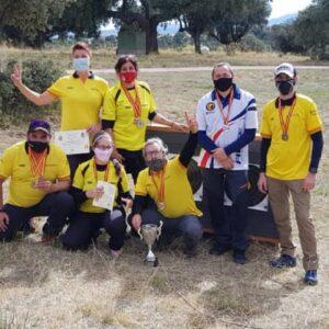 CAMPIONAT D'ESPANYA DE CAMP 2020